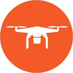 drone services south wales